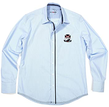 Camisa 100% algodón. Look casual-náutico 1fcc575005a2a
