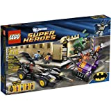 LEGO Super Heroes Batmobile and The Two-Face Chase 6864 (Discontinued by manufacturer)