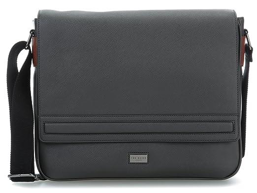 Ted Baker Twist Tokey Messenger Bag dark grey  Amazon.co.uk  Clothing 39ef0c7f970ea