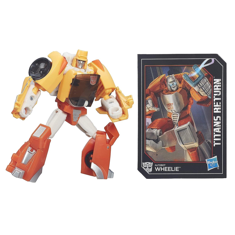 Transformers Generations Legends Wheelie Action Figure