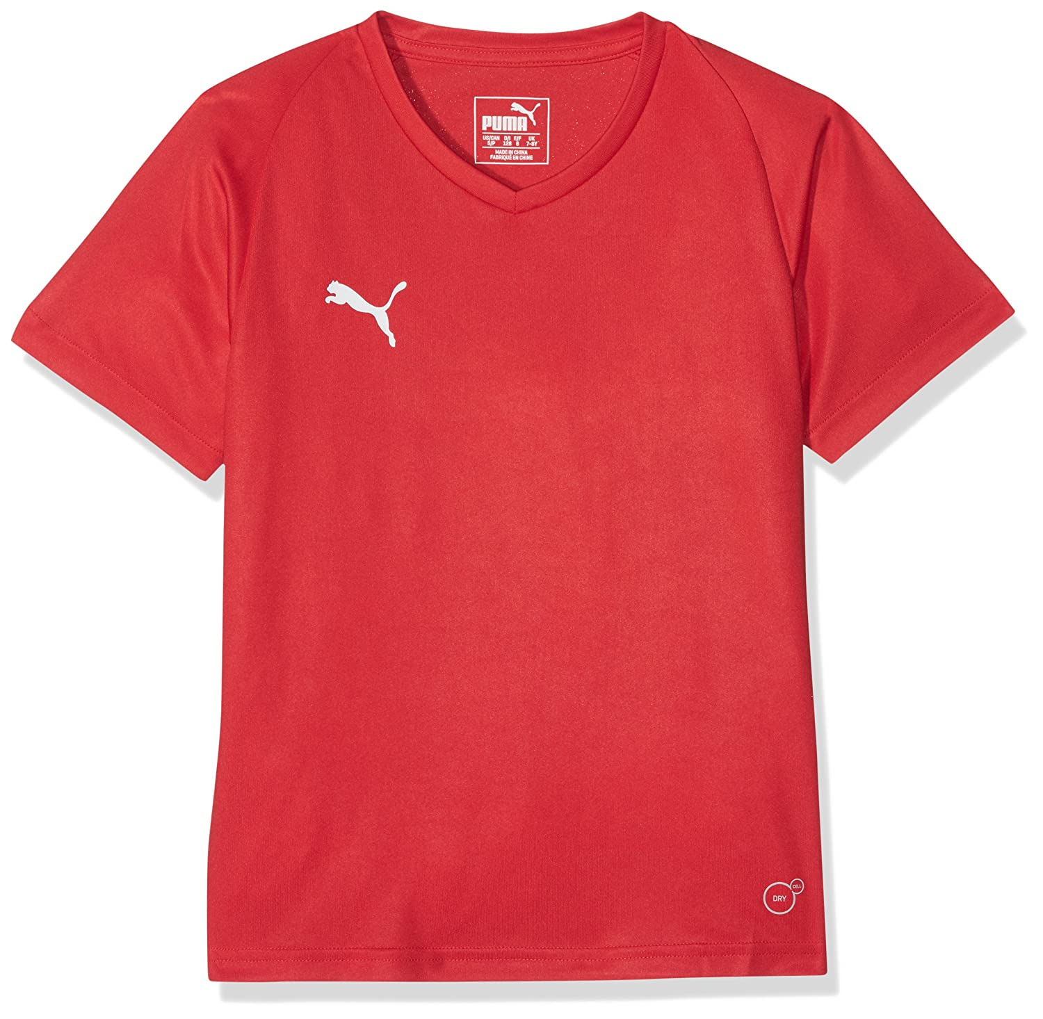 Puma Liga Children Core Jersey Shirt Jersey, Children's Children' s
