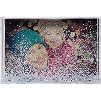 """Neil Enterprises Inc. Photo Snow Picture Frame 4"""" x 6"""" B0155KQ6FM"""