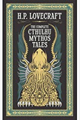 Complete Cthulhu Mythos Tales (Barnes & Noble Omnibus Leatherbound Classics) (Barnes & Noble Leatherbound Classic Collection) Hardcover