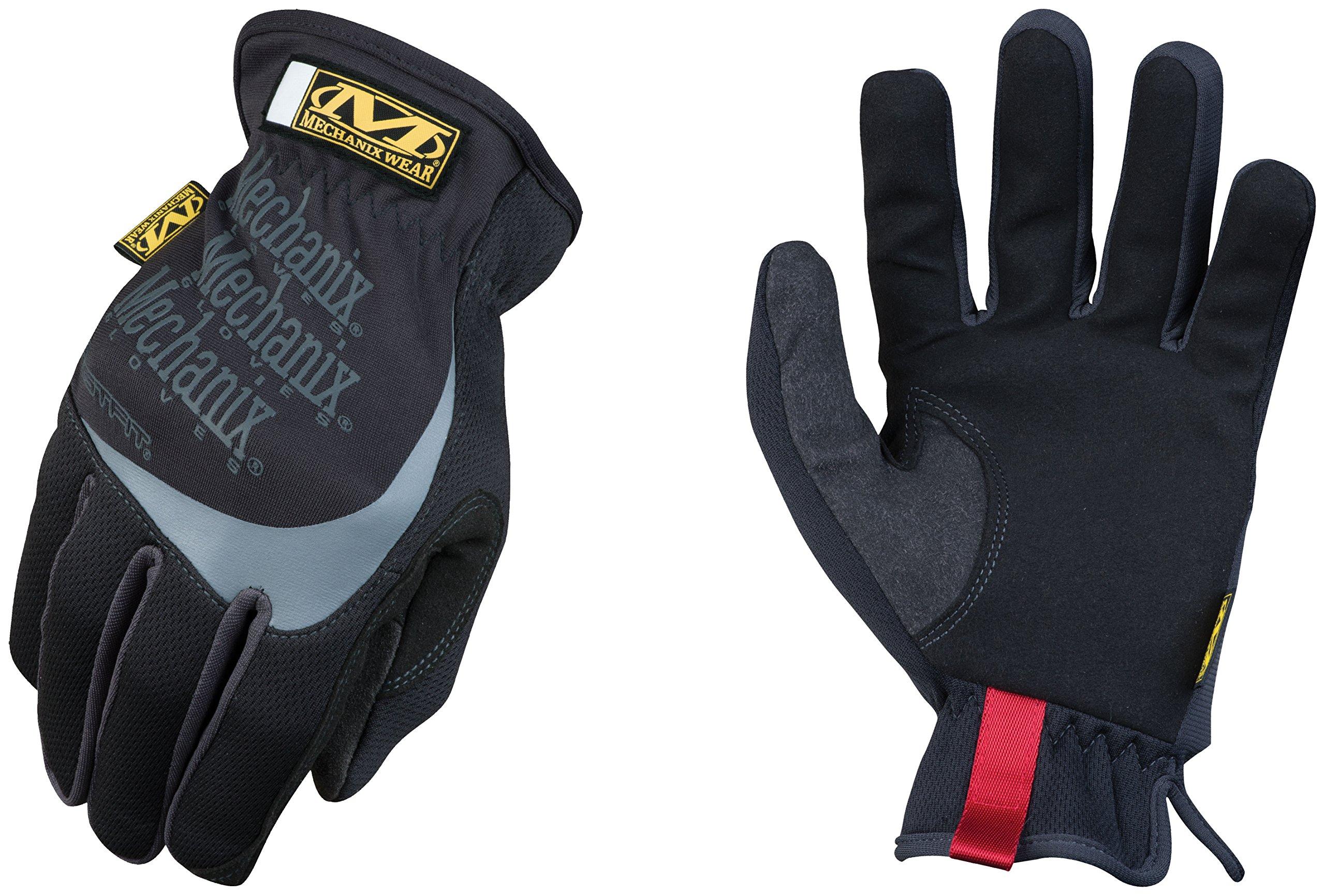 Mechanix Wear 185184 Slip-On Elastic-Cuff Mechanic's Glove Fast Fit Gloves, L by Mechanix Wear (Image #2)