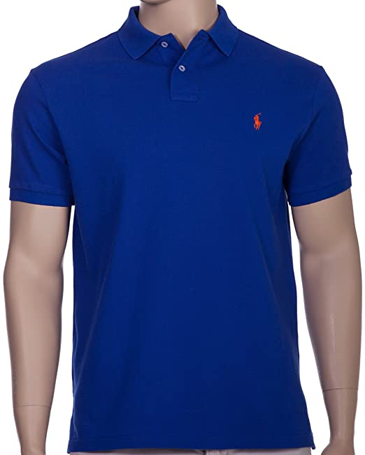 huge discount d385f 87a7b Ralph Lauren Polo by Uomo Custom Fit Polo - Tutte Le Taglie ...