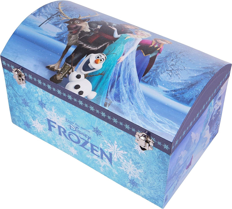Frozen Grand Coffre /à Tr/ésor Trousselier La Reine des Neiges