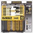 Conjunto de chaves de impacto DEWALT FlexTorq (conjunto de brocas de parafuso), 40 peças (DWA2NGFT40IR)