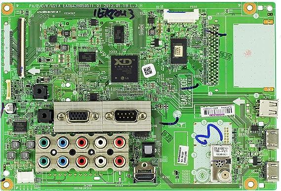 LG 60PA6500-UG - Placa base para televisor EBT61855005: Amazon.es: Electrónica