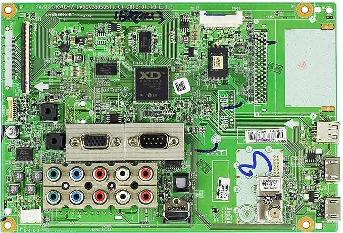 LG 60PA6500-UG - Placa base para televisor EBT61855005: Amazon.es ...