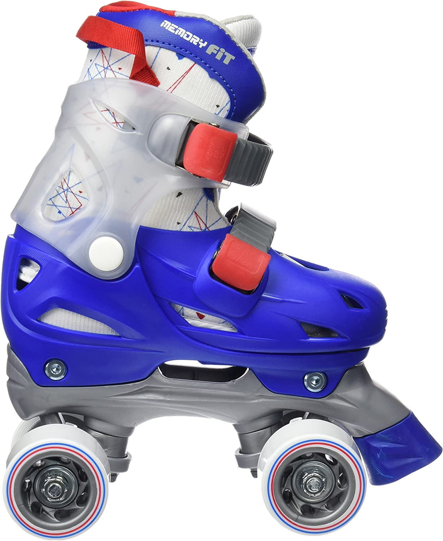 /Joven hardboot Roller Skates Junior Regulable Nijdam/