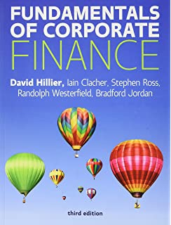 Fundamentals of corporate finance amazon alan marcus fundamentals of corporate finance fandeluxe Images