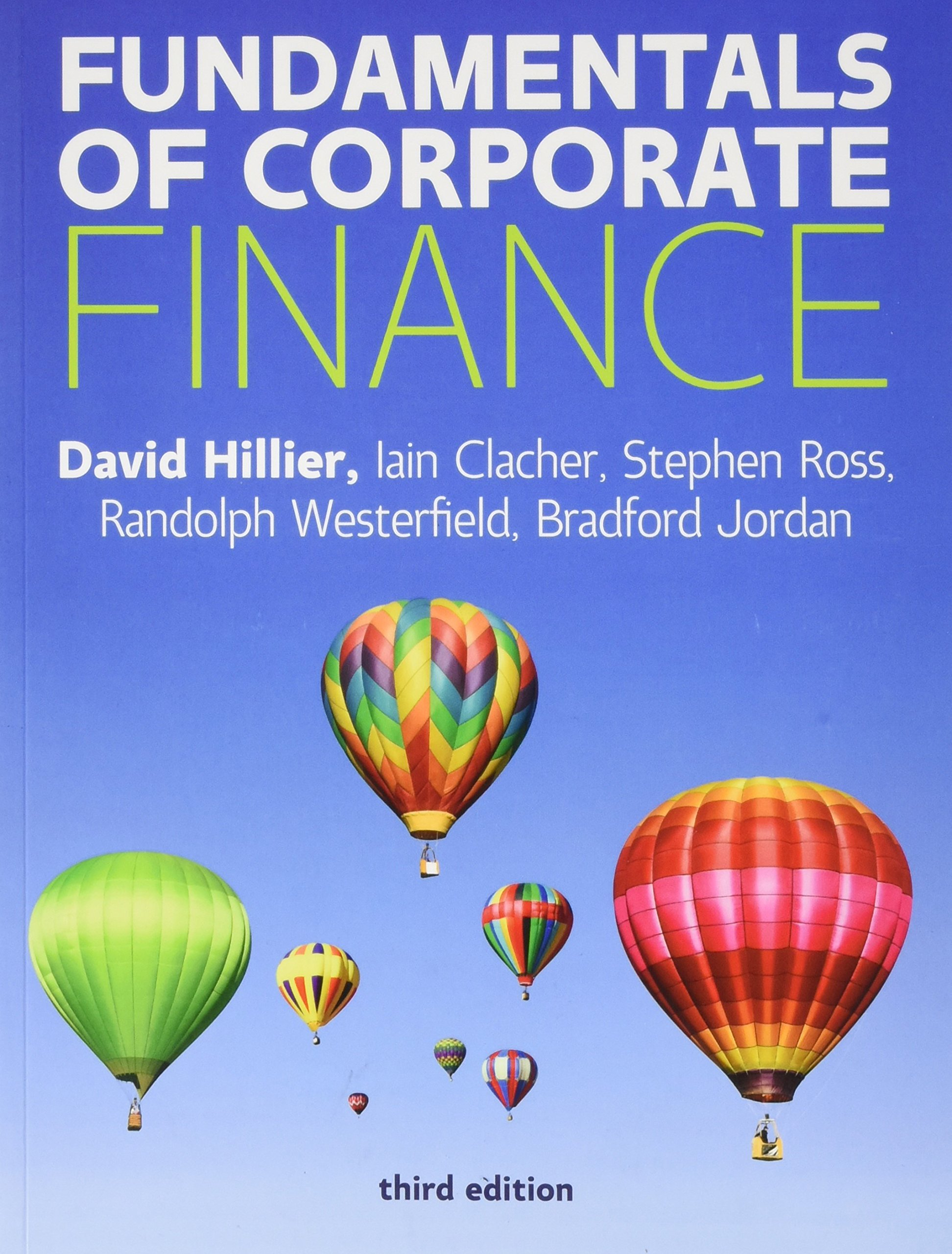 fundamentals of corporate finance 8th edition solutions manual Fundamentals of corporate finance 8th edition solutions manual  connect practice problems solutions and answers - duration:  fundamentals of corporate finance: chapter 3 problems.