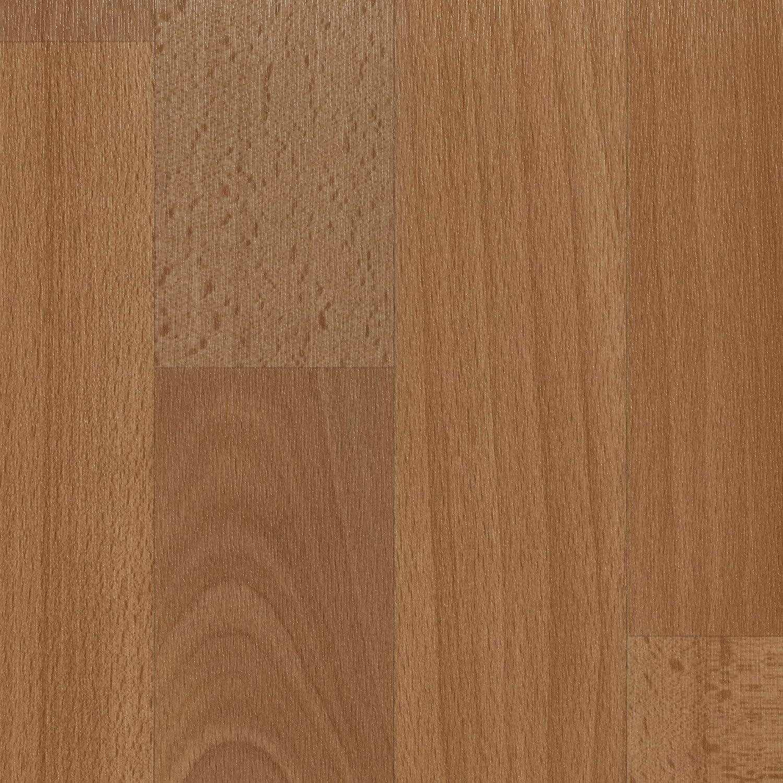 Variante: 4 x 2 m BODENMEISTER BM70555 PVC CV Vinyl Bodenbelag Auslegware Holzoptik Schiffsboden Eiche wei/ß 200 verschiedene L/ängen 300 und 400 cm breit