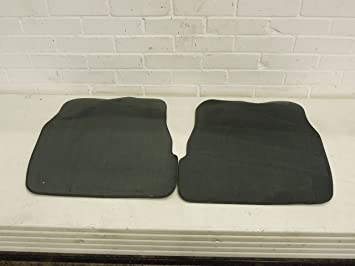 Audi A6 C5 Green Pair Of Rear Carpet Floor Mats Amazoncouk Car