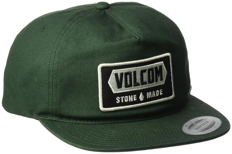 Volcom Unisex Cap Shop, Unisex, Shop, Black, Taglia unica VOLC8|#Volcom D5531705