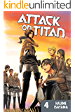 Attack on Titan Vol. 4