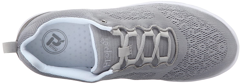 Propet Women's TravelActiv Fashion Sneaker B0118FKTSI 6 N US|Silver