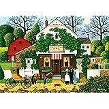 Buffalo Games Small Talk Large Jigsaw Puzzle (300 Piece)