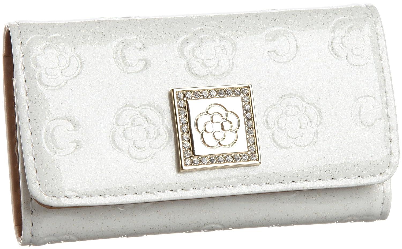 [クレイサス] CLATHAS ベティー キーケース B009RF9Z96  ホワイト