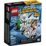 LEGO Super Heroes Mighty Micros: Wonder Woman Vs. Doomsday 76070 Building Kit
