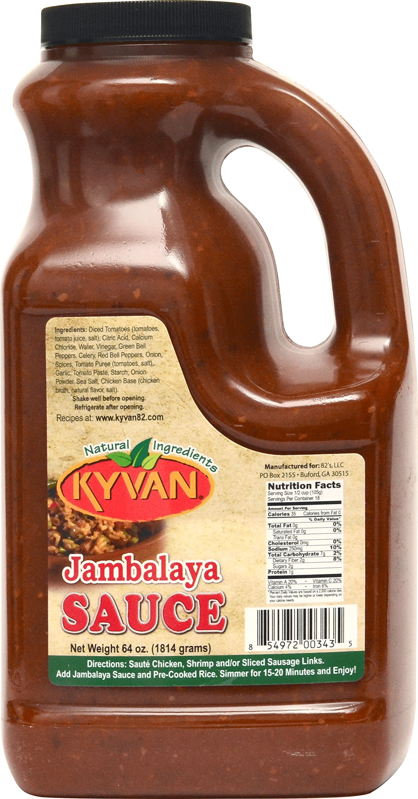 KYVAN Jambalaya Sauce