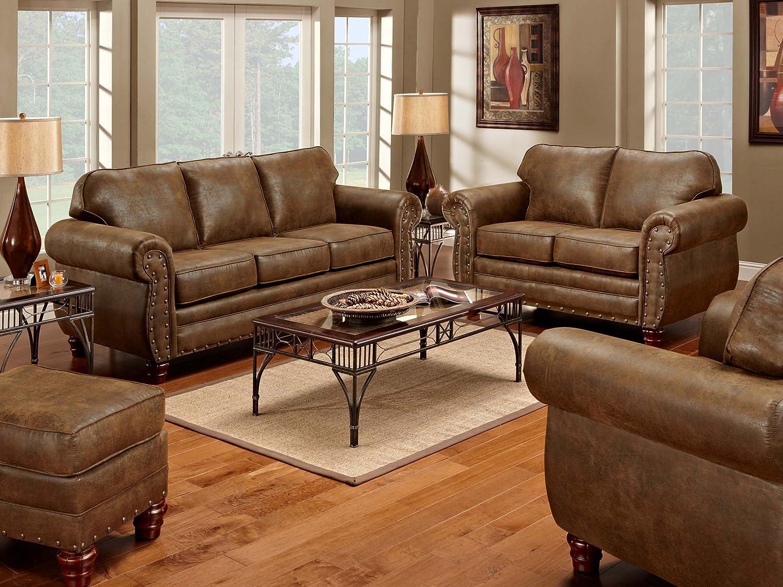 American Furniture Classics 4-Piece Sedona Sleeper Sofa