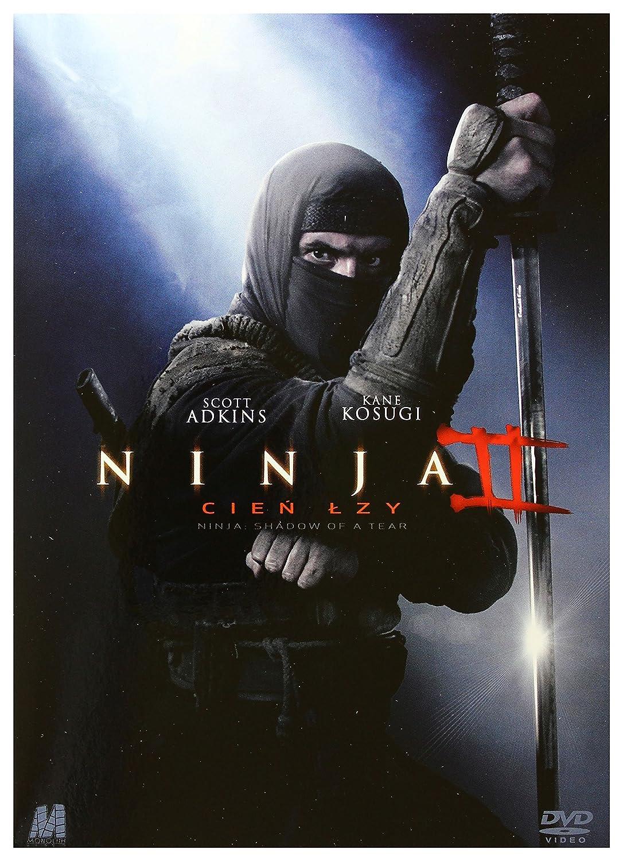 Amazon.com: Ninja II: Shadow of a Tear [DVD] (English audio ...