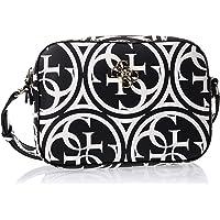 GUESS Womens Cross-Body Bag, Black - HG669112