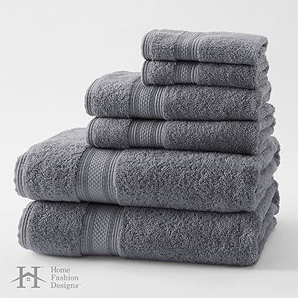 Regatta Collection – Juego de Hotel de lujo/SPA 100% algodón turco juego de
