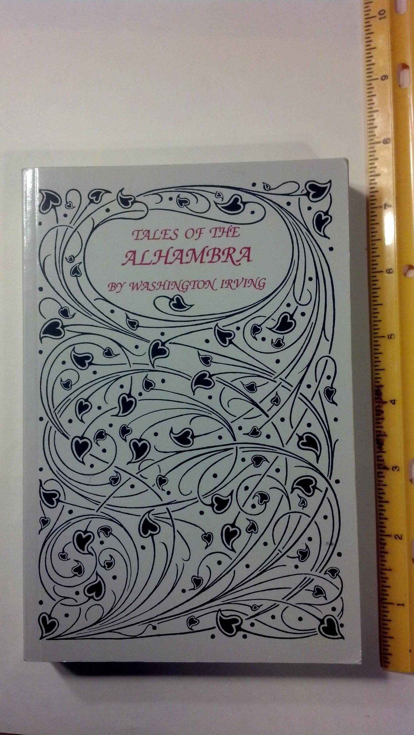 Tales of the Alhambra: Washington Irving, Elizabeth Pennell: Amazon.com:  Books