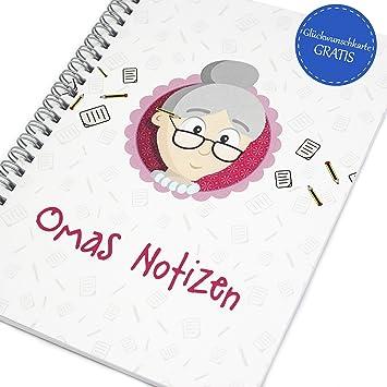 Oma Geburtstag Notizbuch Oma Geburtstagsgeschenk Oma Geschenk