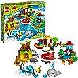 """レゴ (LEGO) デュプロ 世界のどうぶつ""""世界一周セット"""" 10805"""