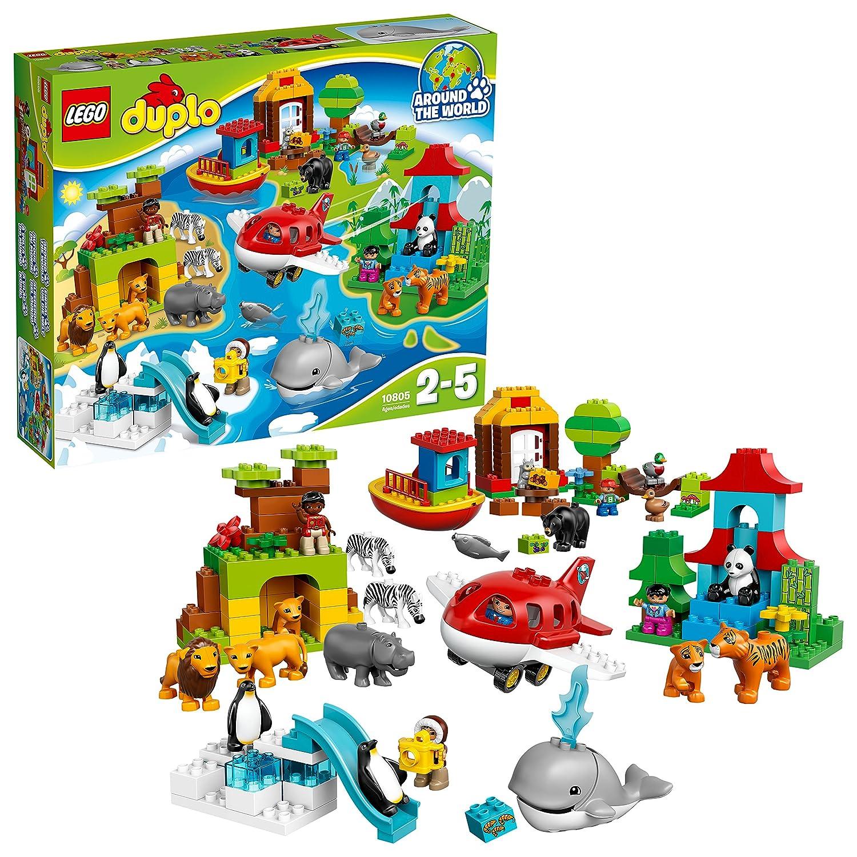 LEGO Duplo 10805 - Einmal um die Welt