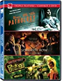 Pathology / Sorority Row / Trailer Park Of Terror (Triple Feature)