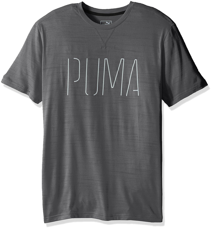 PUMA Mens Nightcat Short Sleeve Tee