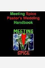 Meeting Spice Pastor's Wedding Handbook Audible Audiobook