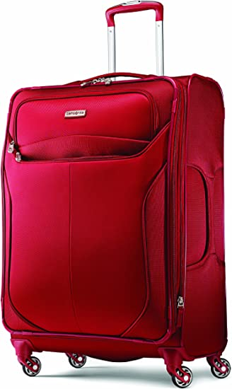 Black Samsonite Luggage Lift Spinner 25 Suitcases One Size
