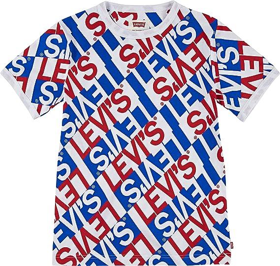 Levi's Boys' Basic Logo T-Shirt