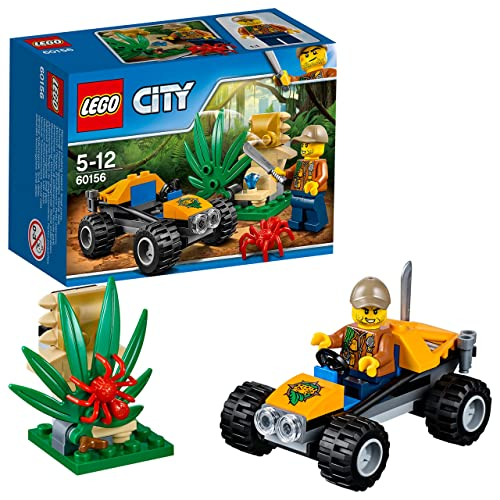 LEGO City - Le buggy de la jungle - 60156 - Jeu de Construction
