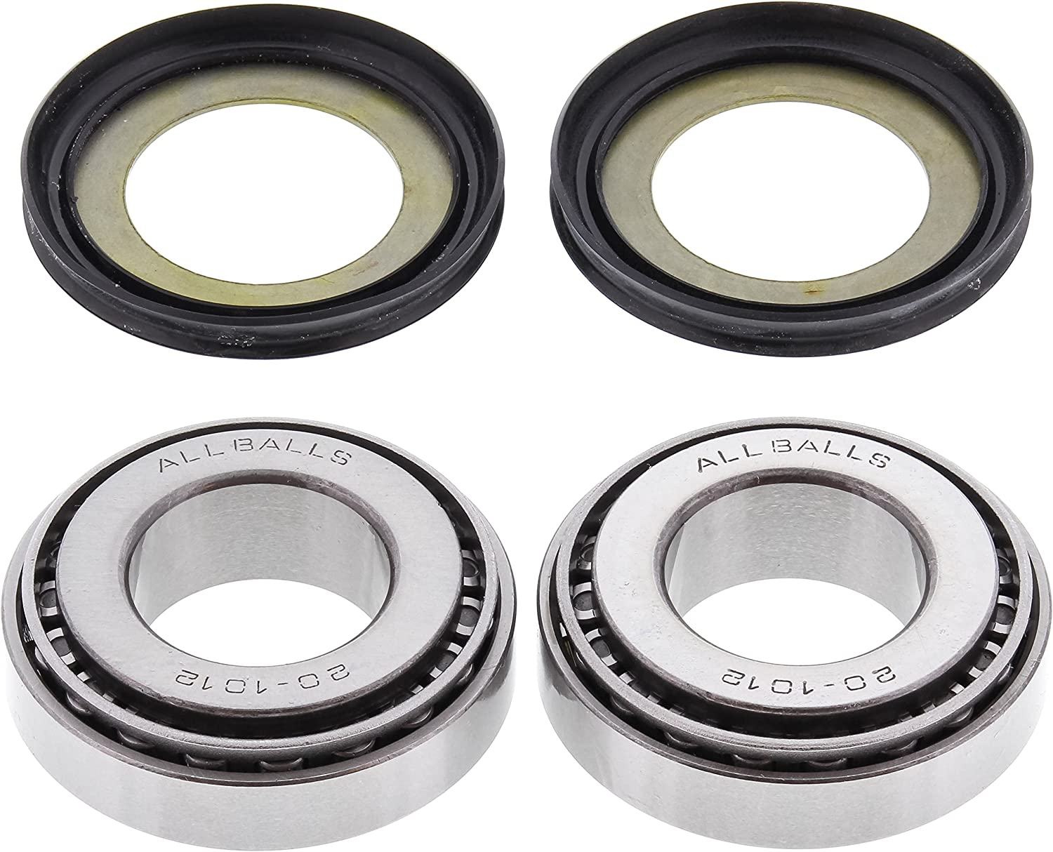 ALL BALLS REAR WHEEL BEARING KIT FITS CAGIVA RAPTOR 1000 2000-2005