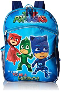 PJ Masks School Backpack Set, 5 Piece