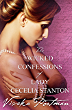 The Wicked Confessions Of Lady Cecelia Stanton (Novella) (The Regency Diaries)