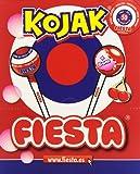 Fiesta kojak cereza 100 unidades