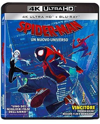 Spider Man Un Nuovo Universo 4k Ultra Hd Blu Ray 2 Blu Ray