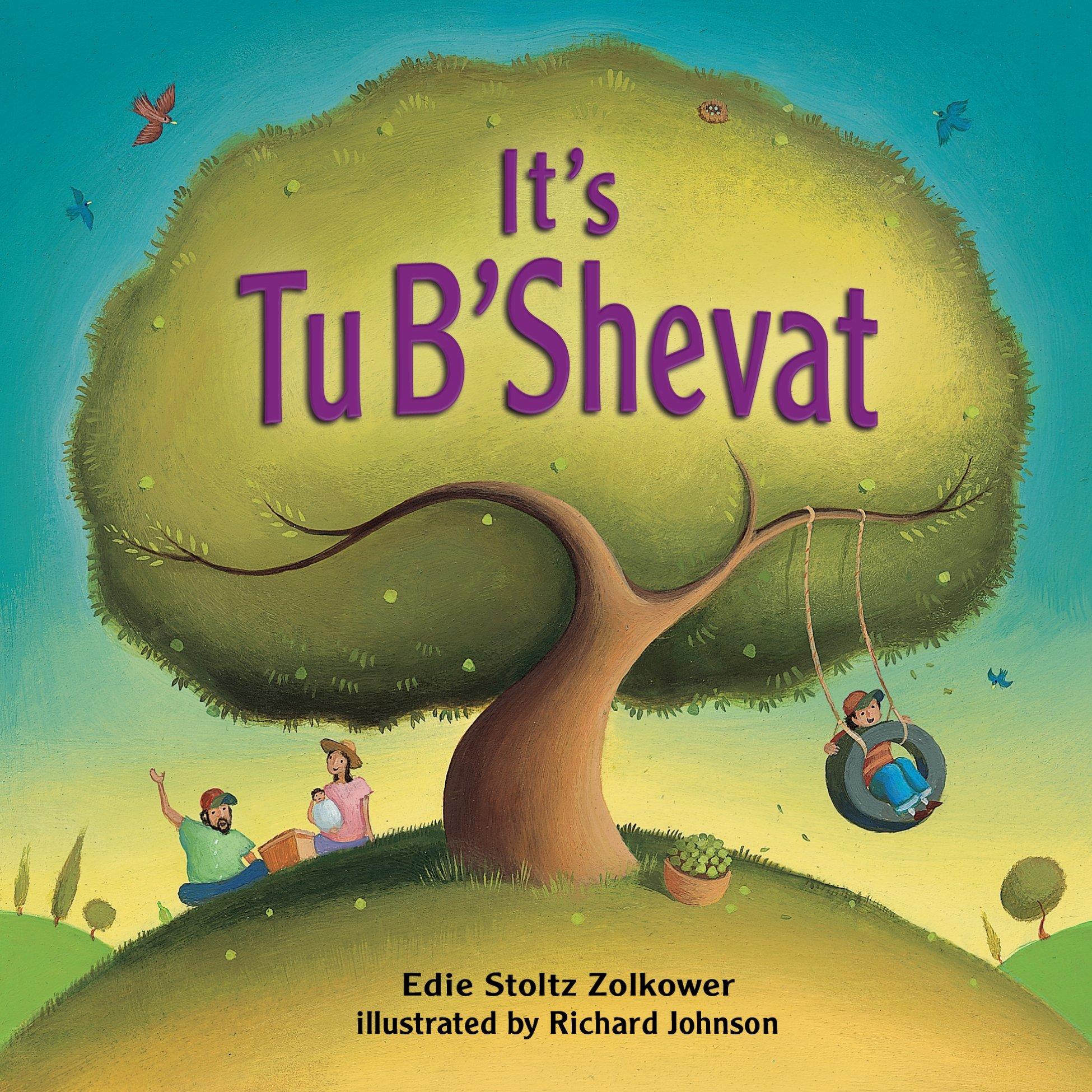 It's Tu B'shevat (Very First Board Books) pdf epub