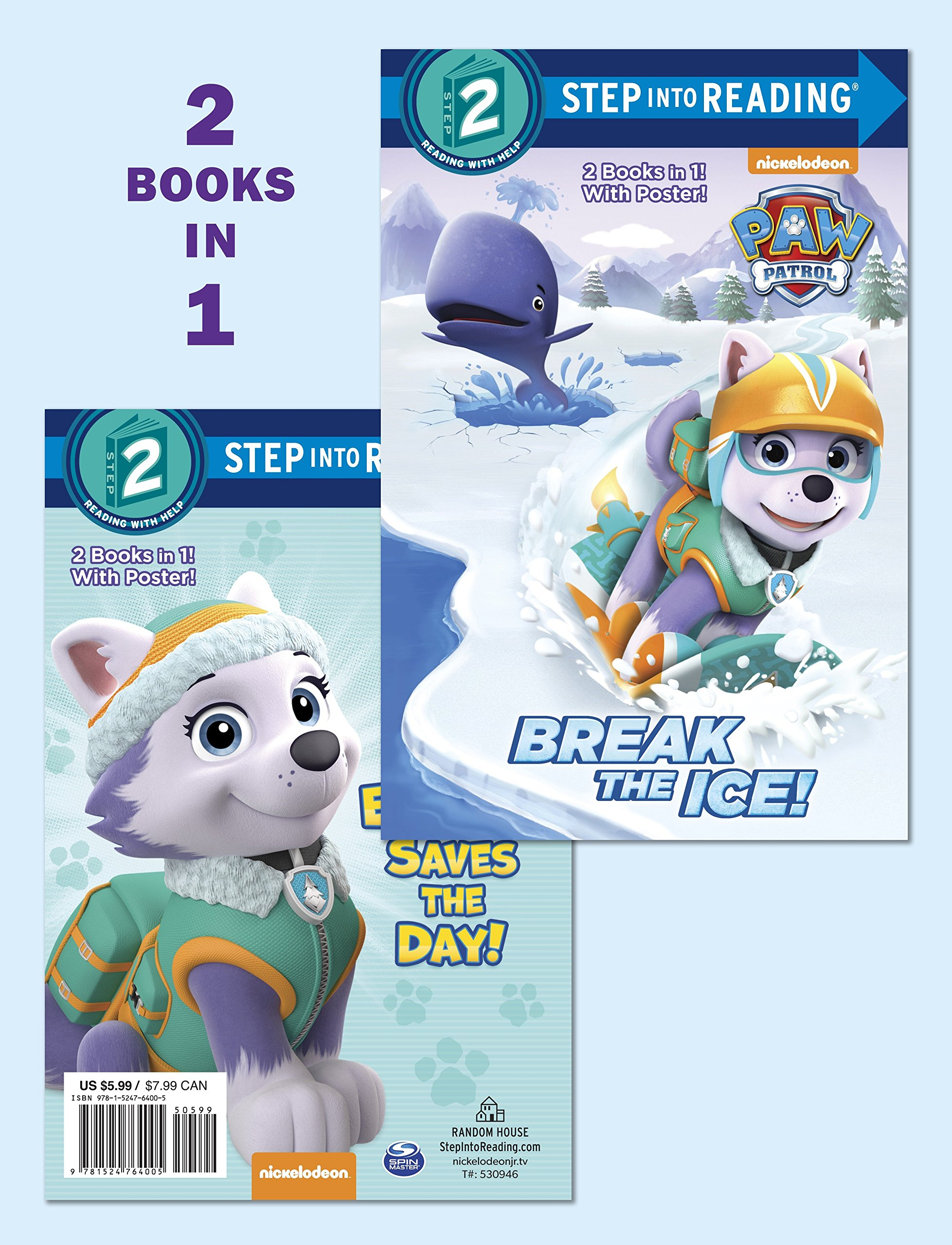 Break the Ice! Everest Saves the Day! (PAW Patrol) (Step into ... 8da9244749