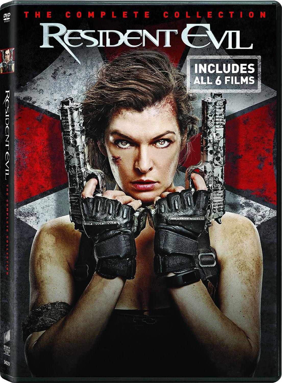 Resident Evil / Resident Evil: After 4 Dvd Edizione: Stati Uniti ...