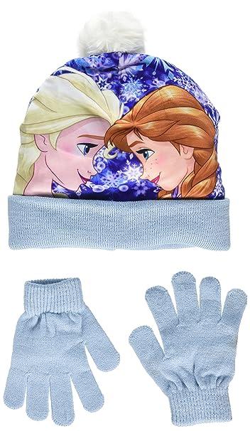 enorme inventario check-out outlet in vendita Hasbro Frozen Anna Vs Elsa Set sciarpa, guanti e cappello ...