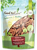 Food to Live Pecans (Raw, No Shell, Kosher) (12 Ounces)