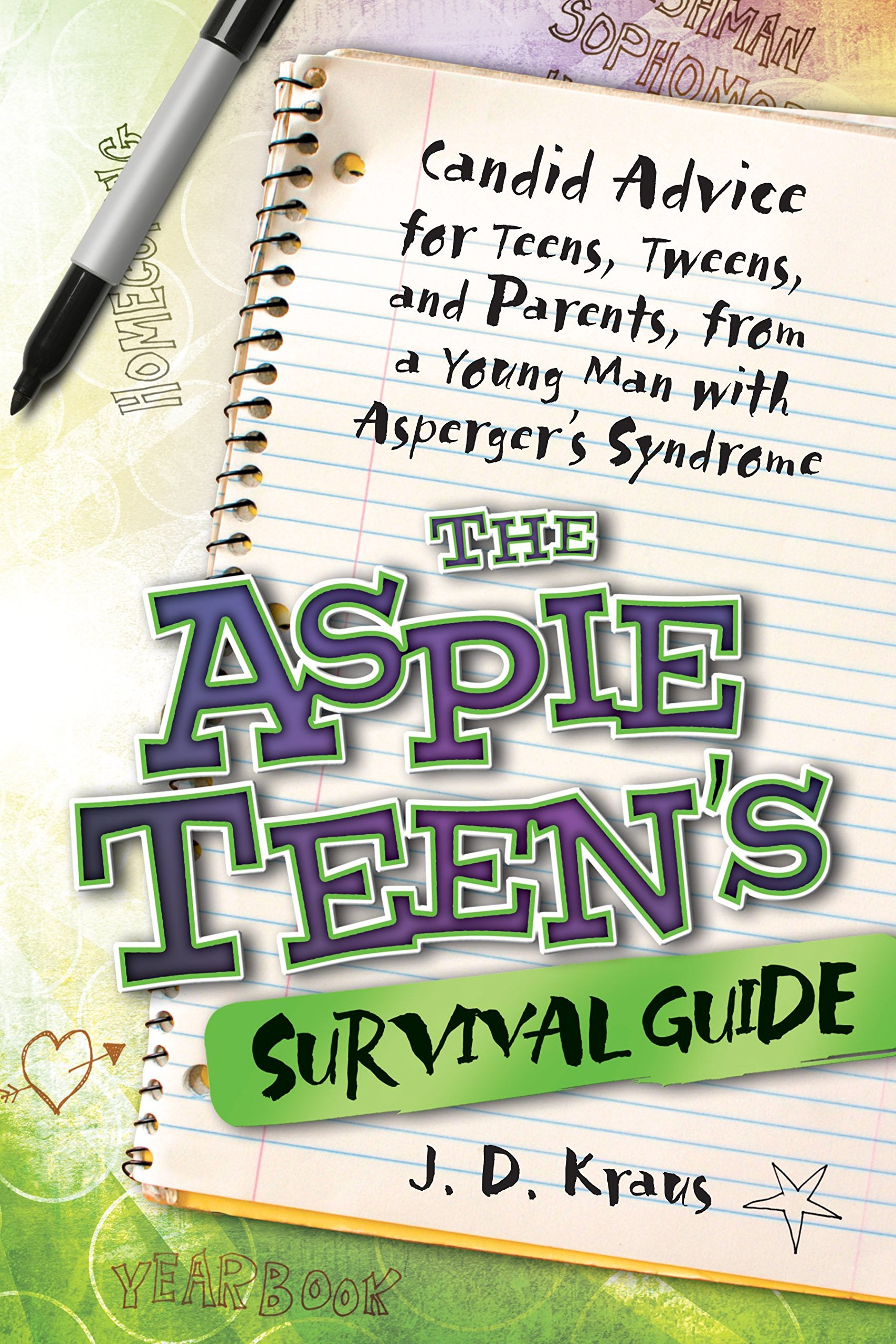 Aspie Teens Survival Guide Aspergers product image